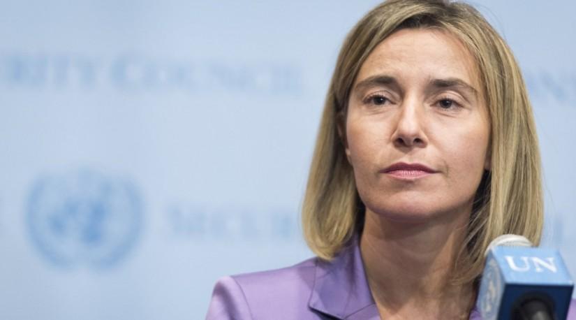 Могерини об операции Турции в Африне: ЕС выступает за суверенитет Сирии