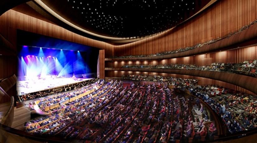 Оперный театр в Стамбуле откроется в 2019 году