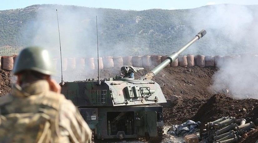 Турция заявила о ликвидации 823 террористов в Сирии