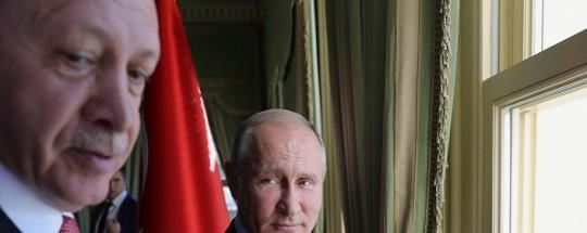 En Son Haber (Турция): Эрдоган встретился с Путиным