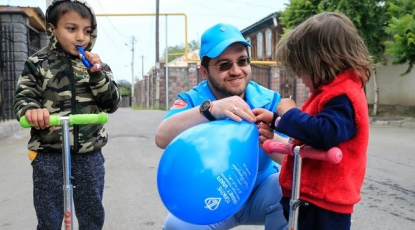 Турция оказала поддержку малоимущим в Казахстане в Рамадан