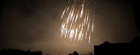 Россия и Турция разошлись в оценках применения химоружия в Сирии