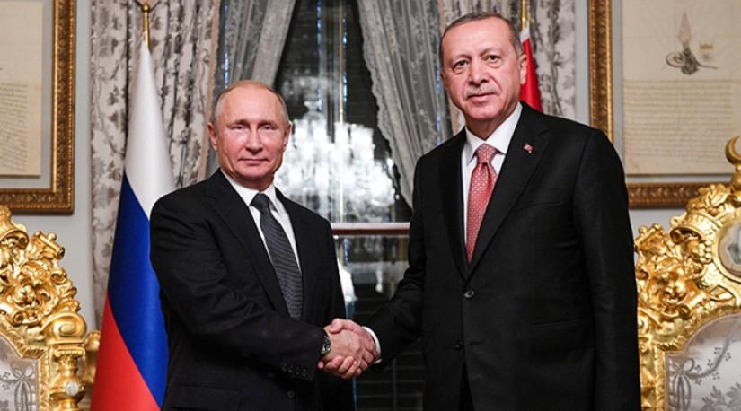 Путин и Эрдоган решат судьбу Сирии без Трампа