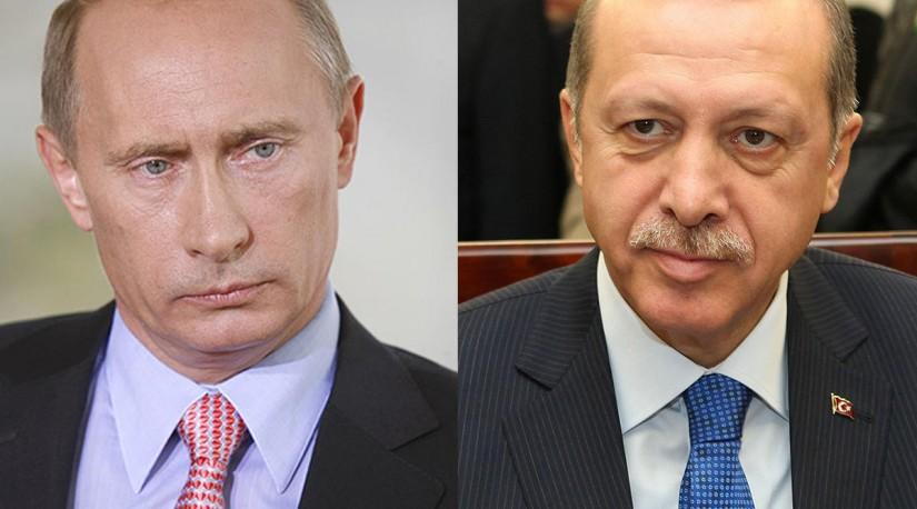 Запад — Восток: какие вопросы обсудят в Сочи Владимир Путин и Реджеп Эрдоган