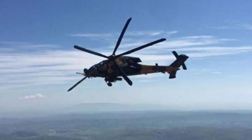 Турция и США провели очередной воздушный рейд в Сирии