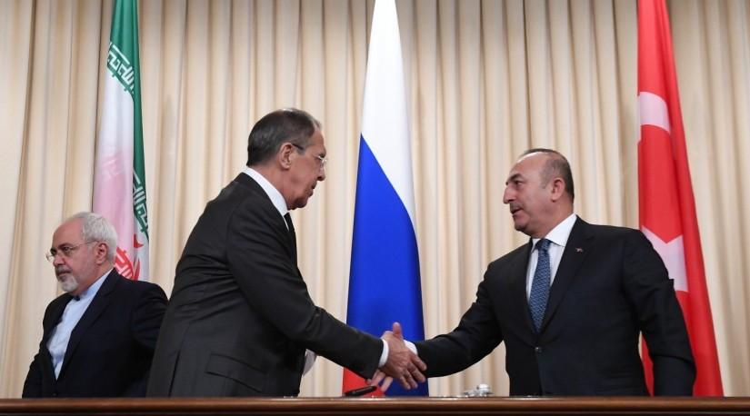 Иран, Россия и Турция согласовали на 90% механизм перемирия в Сирии