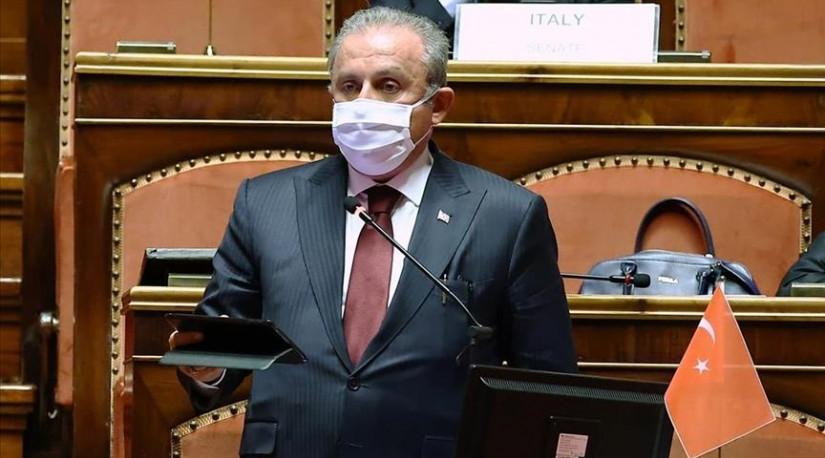 Спикер парламента Турции: Мир должен проявить солидарность с Афганистаном