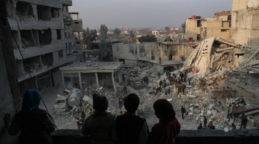 Турция сообщила о первых потерях в военной операции в Сирии
