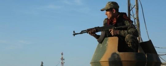 Турция начинает оккупацию северо-восточной Сирии