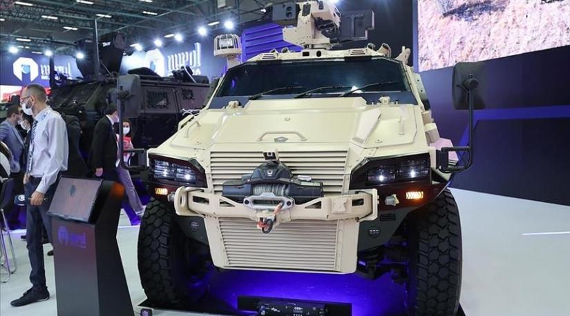Турецкий бронетранспортер Yörük 4x4 поступит на вооружение армий четырех стран
