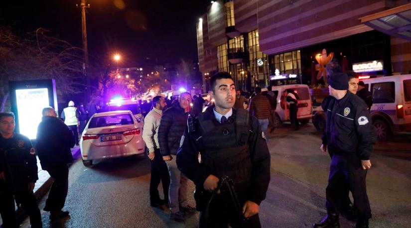 В Турции арестовали двух человек по делу об убийстве посла России