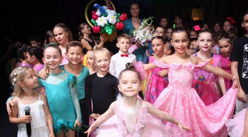В Анталье прошел Русско-турецкий фестиваль детского творчества