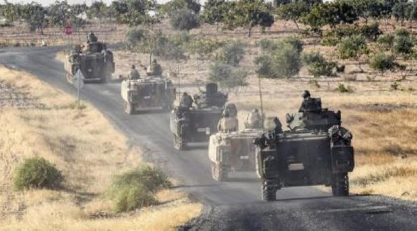 Турция предложила России соглашение по курдскому району в Сирии