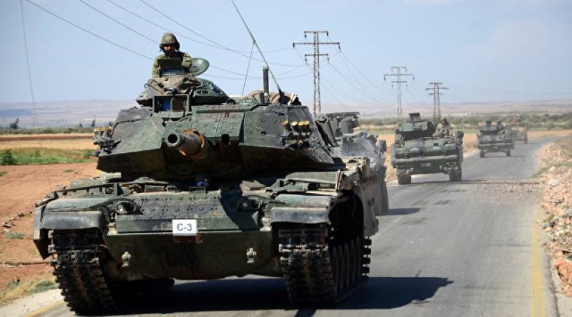 Турция завершила первый этап операции в Африне