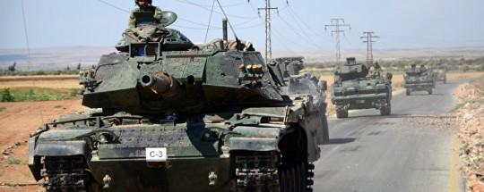 Турция перебросила войска в сирийский Идлиб − СМИ