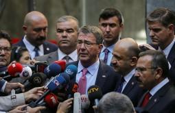 Пентагон: США поддерживают участие Турции в операциях против ДАИШ