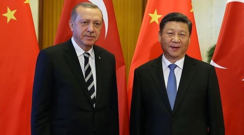Лидеры Турции и КНР обсудили двусторонние связи и региональные процессы