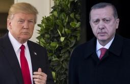 Эрдоган и Трамп обсудили операцию «Оливковая ветвь»