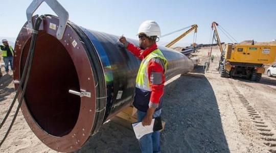 Строительство «Турецкого потока» стартует в ближайшие дни