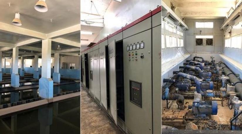 Турция восстанавливает систему водоснабжения Африна, поврежденную террористами перед бегством