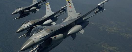 ВС Турции обнаружили убежище террористов на севере Ирака