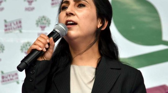 В Турции сопредседателя прокурдской партии лишили депутатского статуса