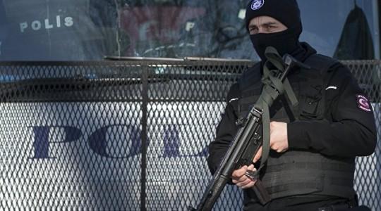 В Турции арестовали россиянина, задержанного на границе с взрывчаткой